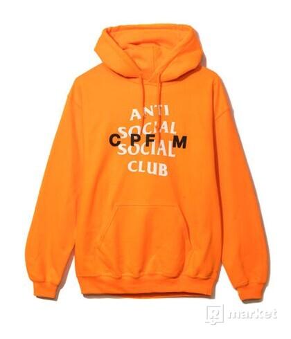 Anti Social Social Club x CPFM Hoodie
