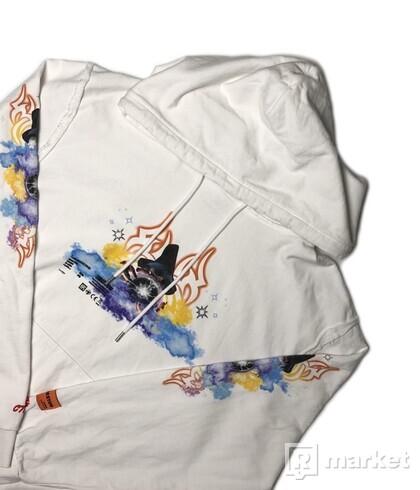 Heron Preston wizard hoodie