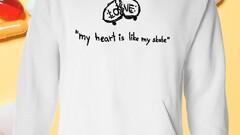 my heart is like my skate