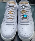 """Nike air force 1 wmns low """"Bling"""""""