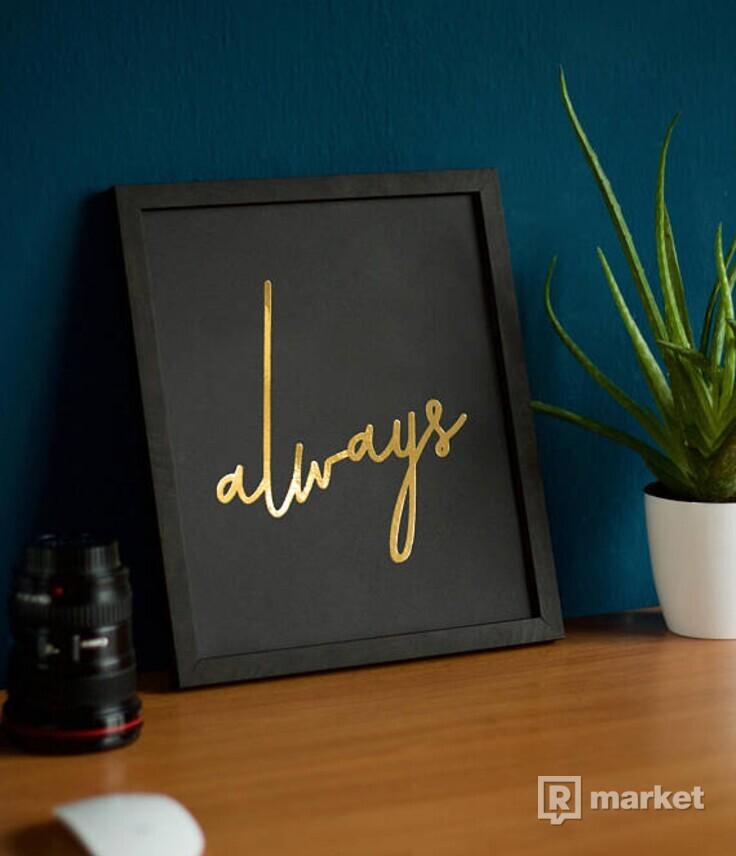 Obraz - Always