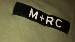 Mrc noir tee military green