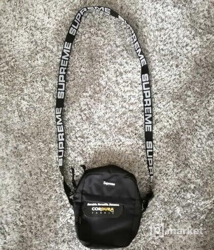 Supreme Shoulder Bag (SS18) Black