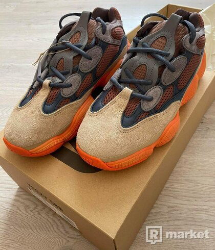 Adidas Yeezy 500 Enflame 43 1/3