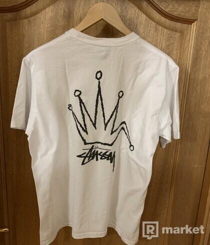 Stussy crown tee