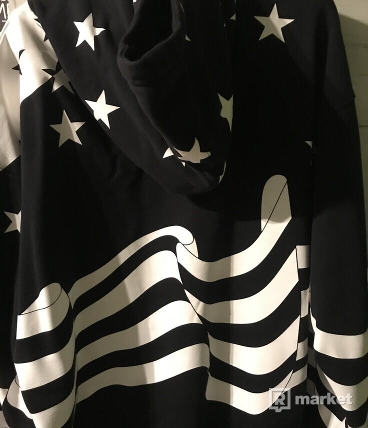Calvin Klein American Flag hoodie