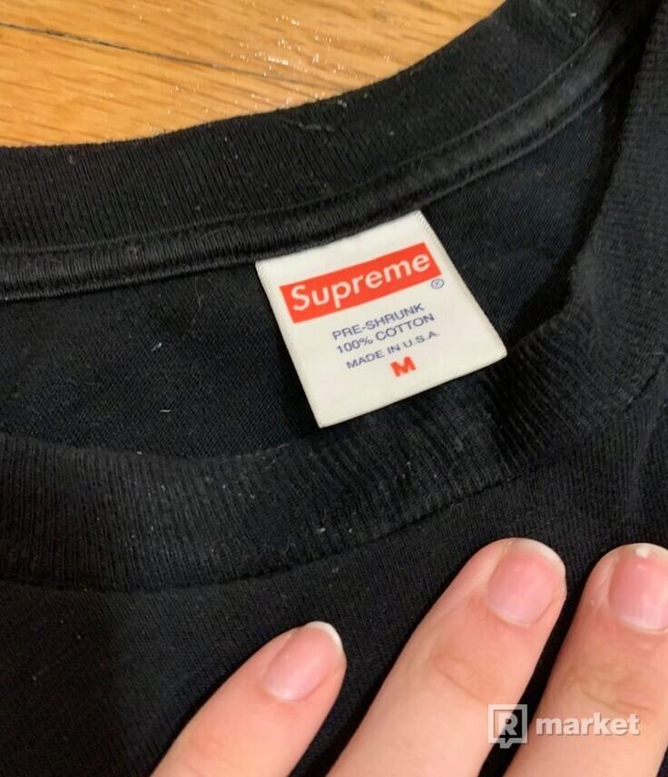 Supreme Venus tee black
