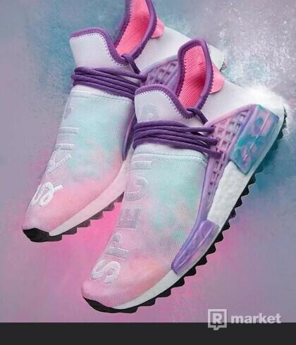 Adidas Human race Glow Pink 41 1/3