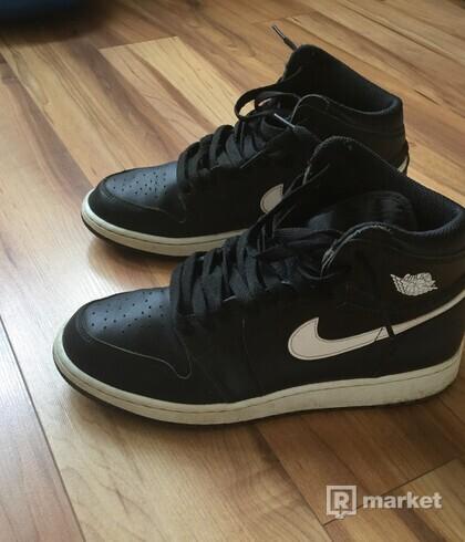 Nike air jordan 1 ying yang