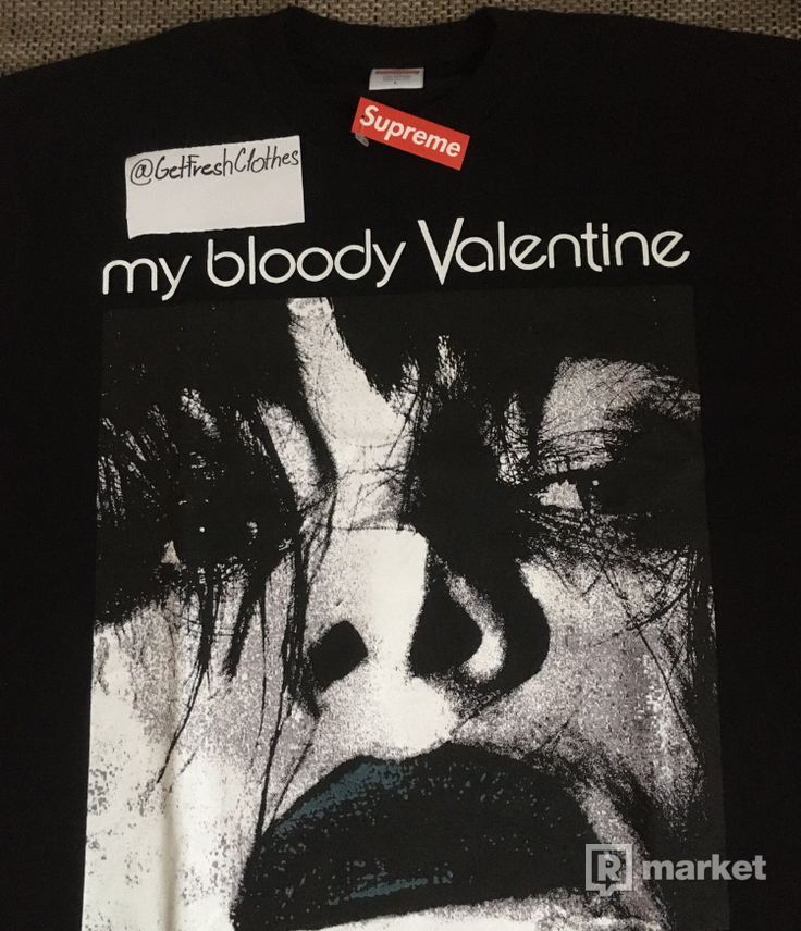 Supreme My Bloody Valentine