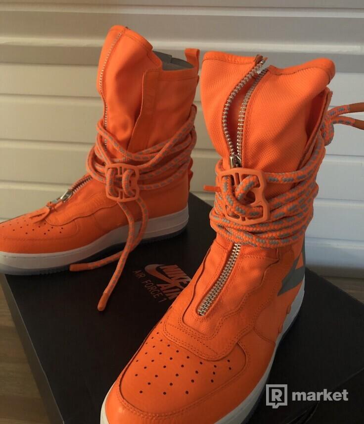 Nike air force 1 sf hi