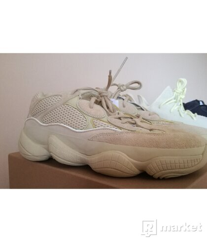 Yeezy 500 supermoon yellow
