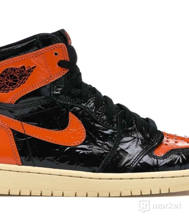 Air Jordan 1 Retro High OG Shattered Backboard 3.0 2019