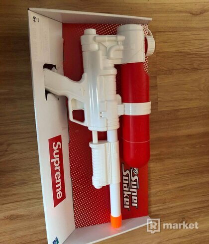 Supreme Super Soaker 50 Water Blaster White