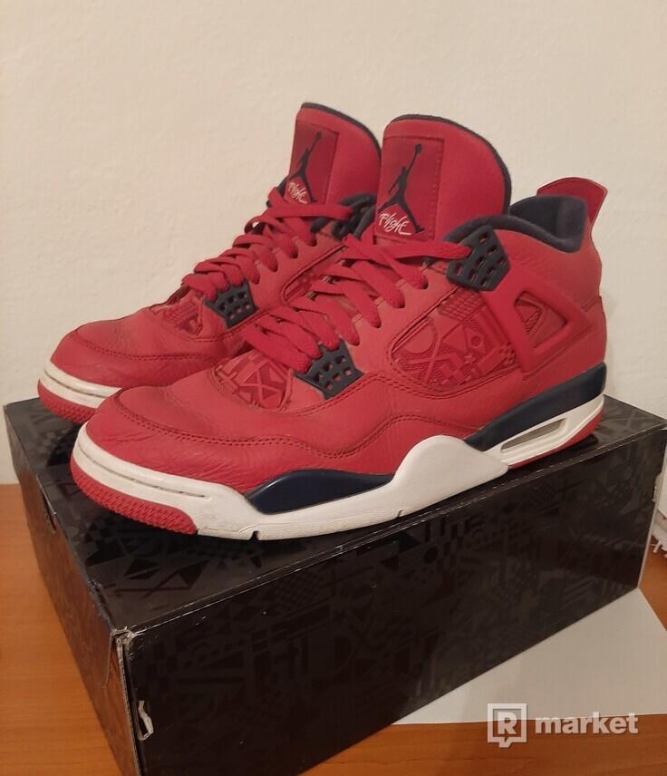 """Air Jordan 4 """" fiba"""""""