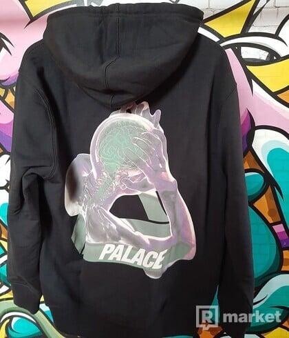 Palace Tri-Gaine Hood Black