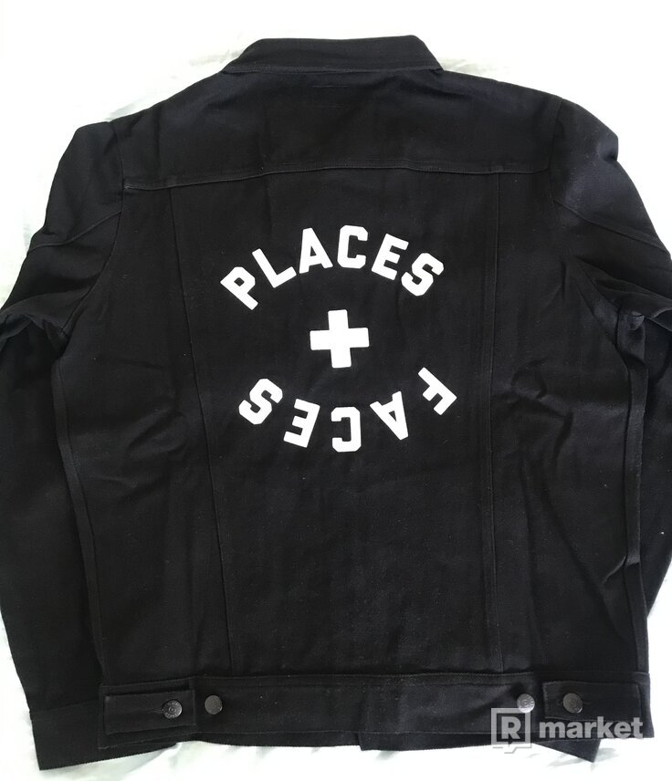 P+F Denim Jacket