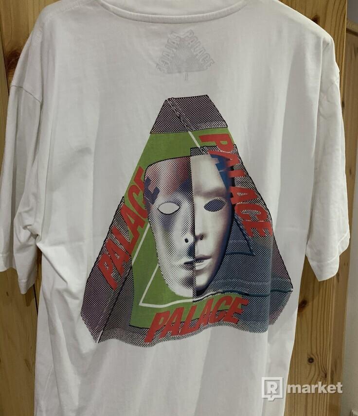 palace tri bury tshirt
