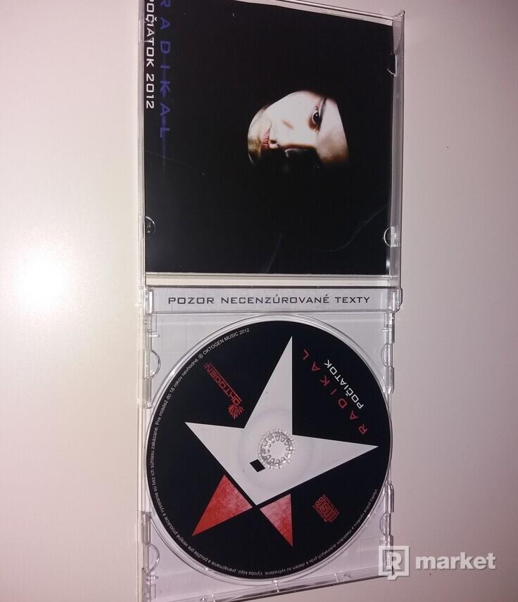 CD Radikal - Počiatok