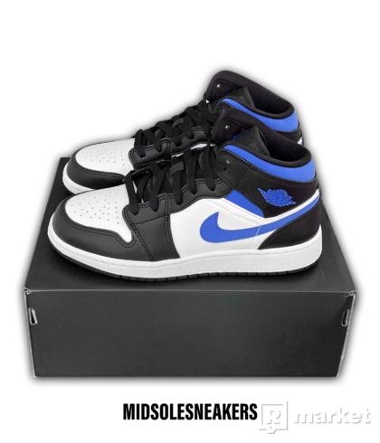 Jordan 1 Mid Game Royal/Blue (GS)