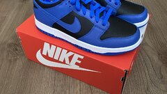 Nike Dunk Low Retro Hyper Cobalt (GS)