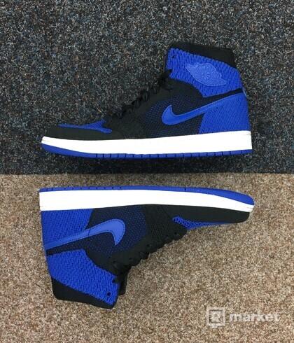 Nike Air Jordan 1 High Flyknit Royal Blue