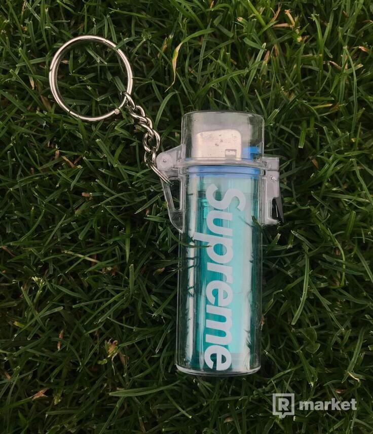 Suprem waterproof lighter case