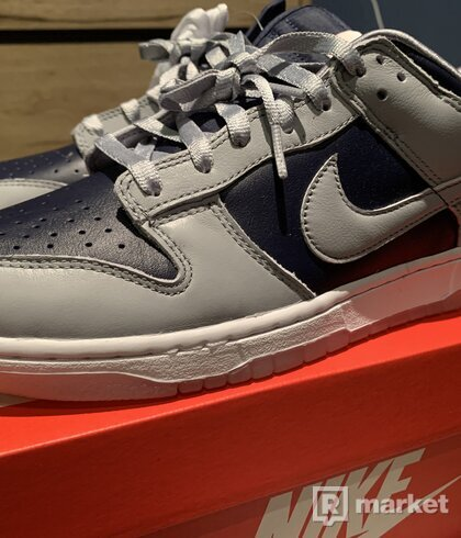 Nike dunk college navy