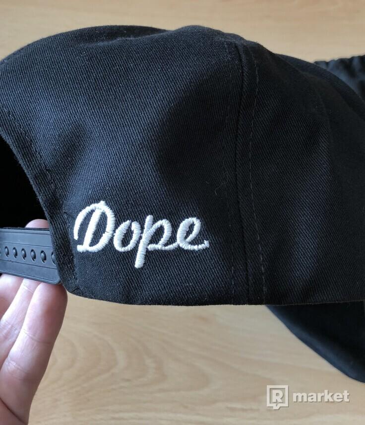 Stamp LA Dope Studded snapback šiltovka so studmi, RARE