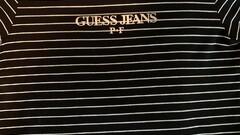 Guess x P+F tričko XL