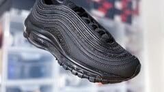 """Nike Air Max 97 BG """"Triple Black"""""""