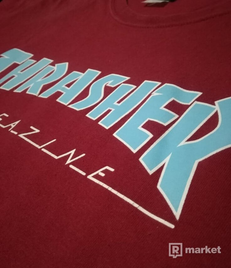 Thrasher magazine Outlined tričko