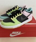 Nike Dunk Low Free 99 Black (GS) - 5.5Y