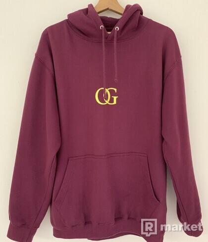OG Plum hoodie