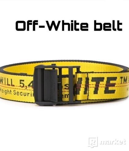"""Off White """"Belt"""""""