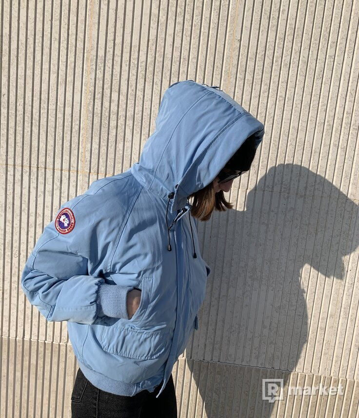 CANADA GOOSE chilliwack bomber