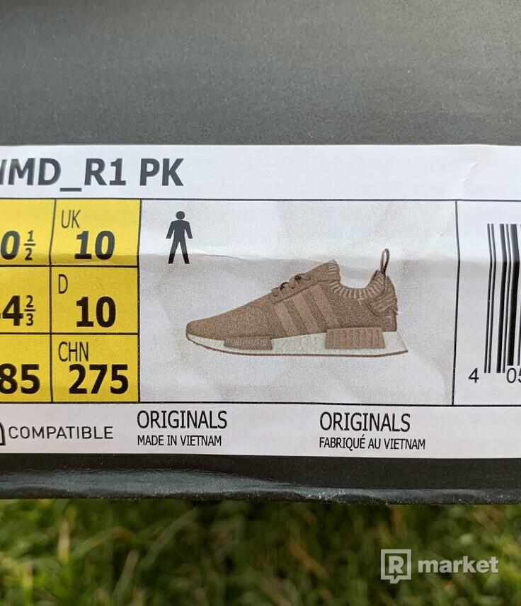 Adidas NMD R1 French Beige