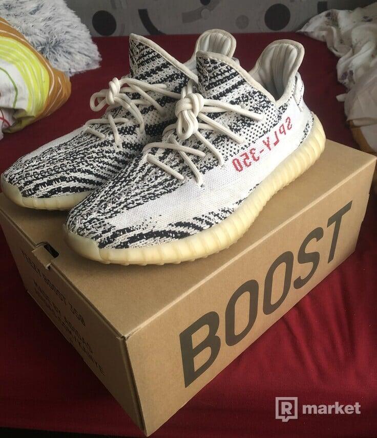 Yeezy boost 350 zebra v2