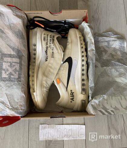 Nike air max 97 ow