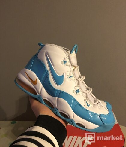 Nike air max 95 Uptempo fury blue