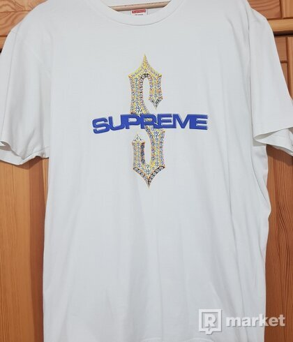 Supreme diamond tee