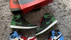 Jordan 1 High (us 12 a us 11,5)