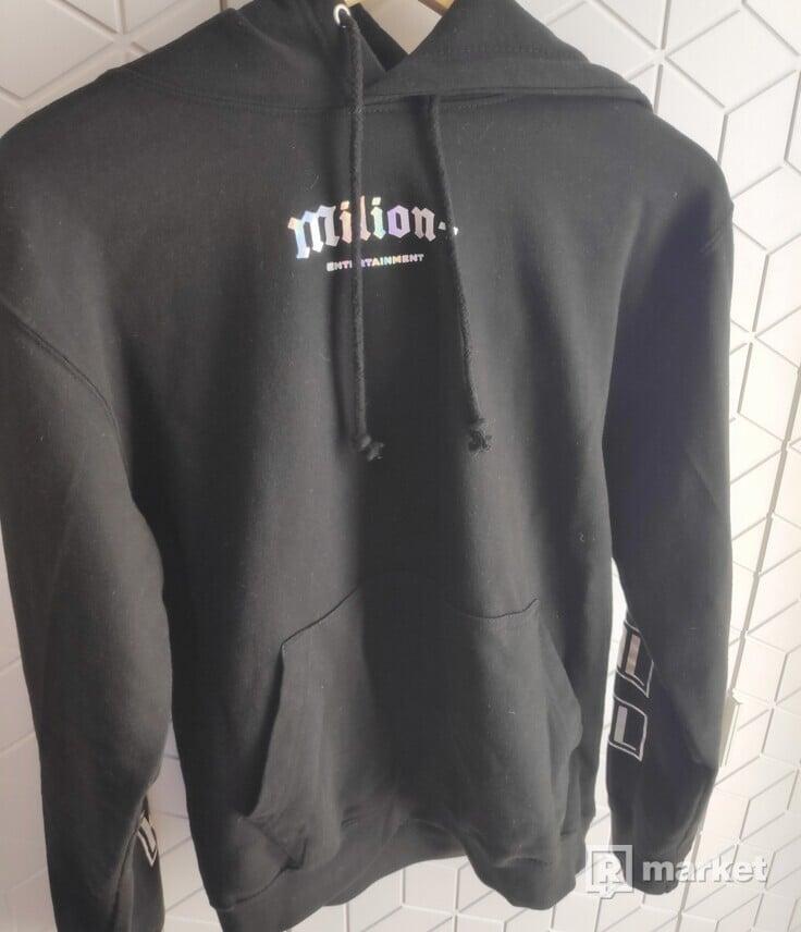 Milión + mikina