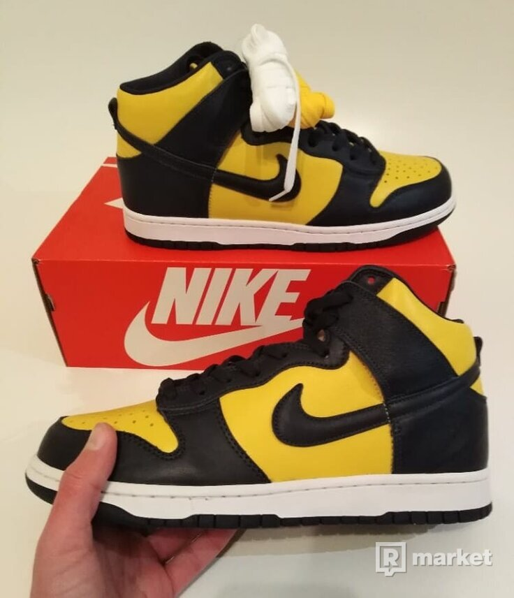 Dunk High Michigan