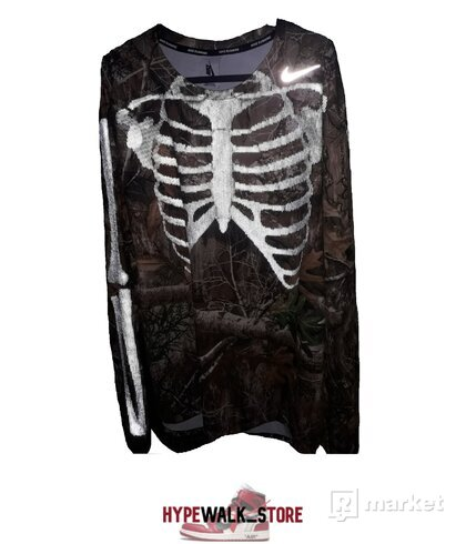 Nike skeleton top