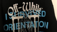 TRADE | OFF WHITE CREWNECK