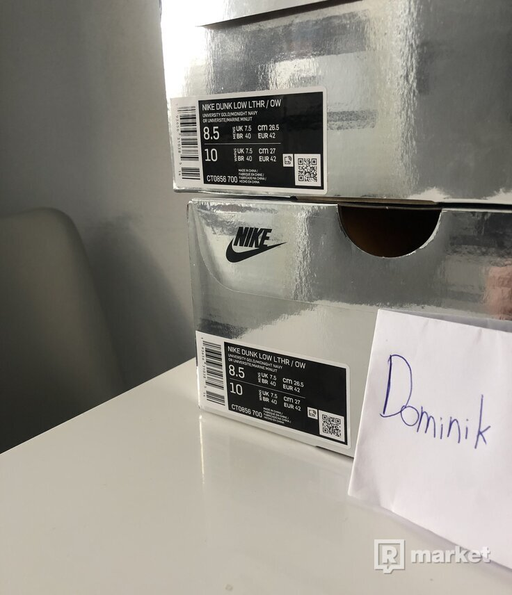 nike x Off white steal!  US8.5