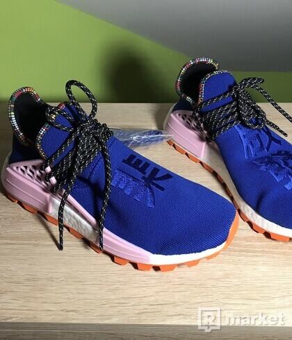 "Adidas x Pharrell Williams ""Inspiration"" Hu NMD Human race"