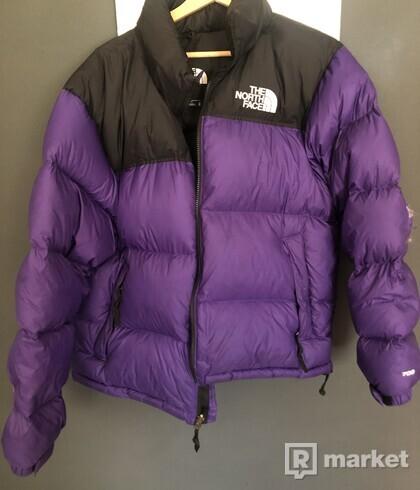The North Face 1996 Retro Nuptse purple
