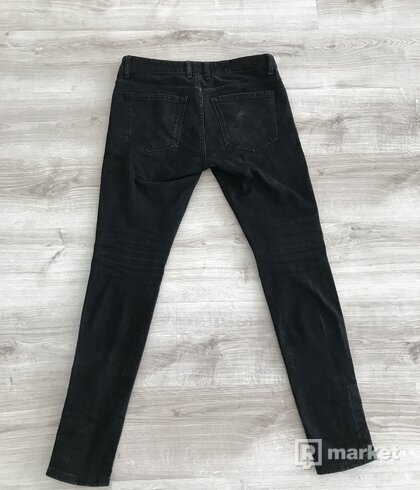 Essentials Black Represent Clo. Jeans 32